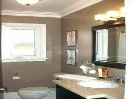 paint a bathroom best paint bathroom vanity dark brown