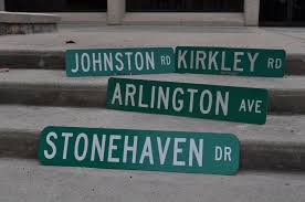 Image result for street signs images