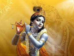 Krishna 3d Wallpaper Hd