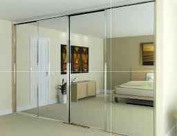 mirrored closet sliding doors bedroom sliding simple mirrored closet doors design mirrored sliding closet doors canada