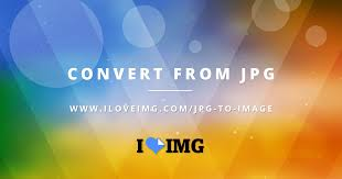 Convert JPG images to PNG or make animated GIFs for free!