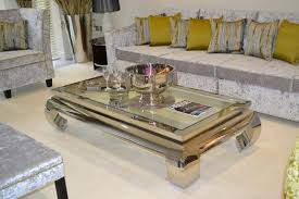 terano square polished chrome coffee table terano square polished chrome coffee table terano chrome glass