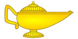 Aladdin Oil Lamp Lighting Evil Clip Art Genie 20001000 Transprent