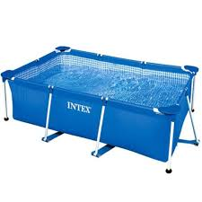 intex above ground pool rectangle35 ground