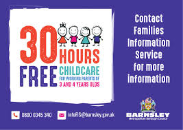 Free Childcare Advertising Free Childcare Funding Open To Parents Of Three And Four Year Olds 1