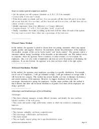 Application Support Manager Perfomance Appraisal 2