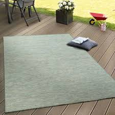 indoor outdoor flat woven rug patios rugs with colour grant turquoise beige bild