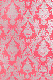 Pink Damask Wallpaper Bedroom Damsel Wallpaper Fuchsia Would Be Awesome On The Ceiling Of The