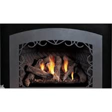 empire dxt35in91n luxury innsbrook traditional dv large nat gas fireplace insert mf remote at ifireplaces