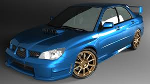 Subaru Impreza WRX STi 2006 by Lastonedown on DeviantArt