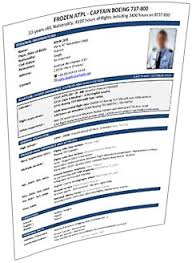 Bunch Ideas Of Sample Pilot Resume Sample Pilot Resume