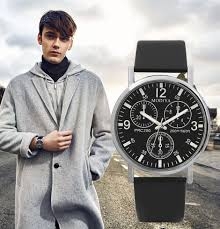 top 10 most popular <b>men casual watches</b> near me and get free ...