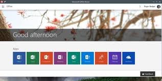 Ms Suite Manjaro Microsoft Office Online Yup Come Over