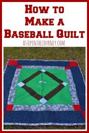 Best 25+ Baseball quilt ideas on Pinterest | Baby quilt patterns ... & Baseball Quilt Tutorial,,,for all you moms that STILL have their little boys Adamdwight.com