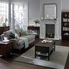 dark wood furniture living room dark
