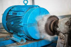 electric motors keep overheating