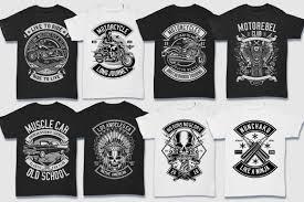 How To Design T Shirt Logo T Shirt Black And White Design