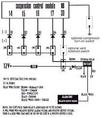 air suspension explained schematics