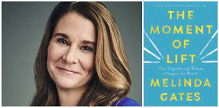 The Moment of Lift by Melinda Gates — Lionesses of Africa