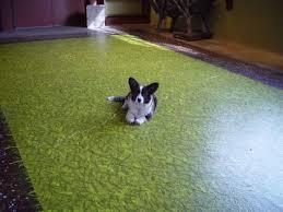 painted concrete floorspainting concrete floors  Dirt Simple