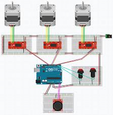 4 wire stepper motor driver circuit diagram wirdig 4 wire stepper motor driver circuit diagram