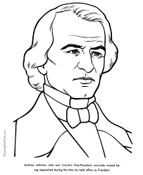 Small Picture President Coloring Pages president lincoln coloring pages Kids