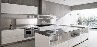 modern white kitchen ideas. Kitchen Ideas Grey Island White Floor Latest Intended For Modern L