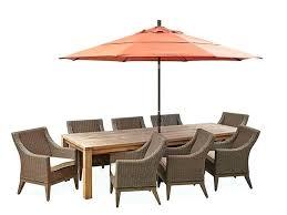 fortunoff outdoor furniture la outdoor wicker 9 dining set fortunoff outdoor furniture covers