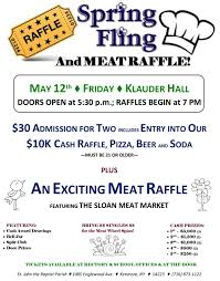 future meat raffles com spring fling raflle flyer final copy color jpg