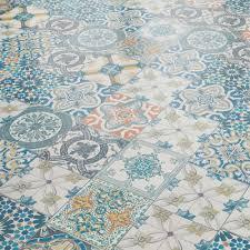 liberty floors aurora 8mm ornate moroccan tile laminate flooring 47547
