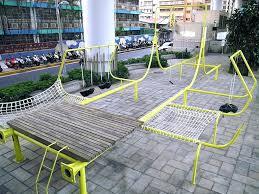 urban furniture designs. Urban Furniture Designs City Waste Into Temporary Playground Design Pdf .