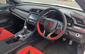 2018 honda civic interior. Unique Civic The Interior Of This Japanesespec 2018 Civic Type R For Honda Civic