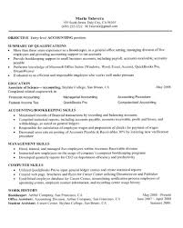 Resume Examples For Student Best Of Accounting Student Resume