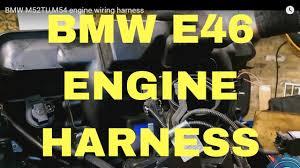 bmw m52tu m54 engine wiring harness bmw m52tu m54 engine wiring harness
