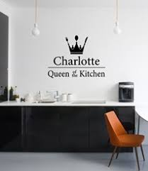 queen of the kitchen on art deco wall stencils uk with quotes words wall stickers from next wall stickers