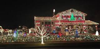 christmas home lighting. Donna Street Christmas Lights Middlesex County New Jersey Home Lighting