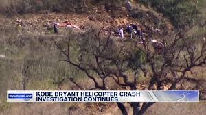 Basketball legend kobe bryant's helicopter pilot pushed the limits of bad weather flying rules, and ultimately abandoned his training as he became disoriented in the clouds and crashed into a southern california hillside last year, investigators said tuesday. Kobe Bryant Helicopter Crash Investigation Continues