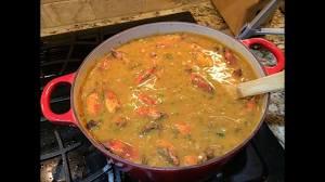 Real Cajun Crawfish Bisque Recipe - YouTube