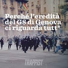 128: Perché l'eredità del G8 di Genova ci riguarda tutt*