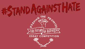 stand against hate youth essay contest offers chance at k   stand against hate youth essay contest offers chance at 5k scholarships grants