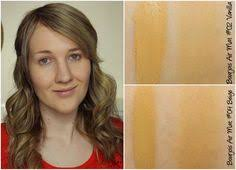 bourjois air mat foundation swatches review