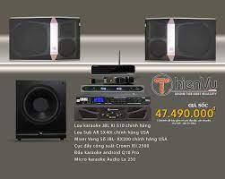 Dàn karaoke gia đình hiện đại TVAP 13