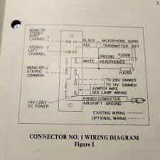 aircraft intercom wiring diagram aircraft image telex tc 200 intercom install manual g s plane stuff on aircraft intercom wiring diagram