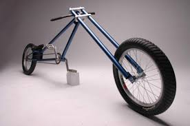 bicycle chopper fork bicycle modifications