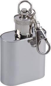 Купить <b>Фляга AceCamp</b> SS Keychain Flask в магазине Робинзон