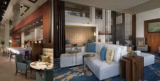 Living Room Bar Miami Miami Airport Hilton Cove Bar And Lobby Hitt
