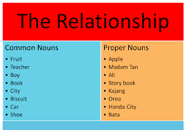 Common Nouns And Proper Nouns - Lessons - Tes Teach