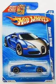 2002 bugatti veyron hot wheels black & red very nice. Bugatti Veyron Model Cars Hobbydb