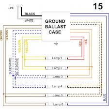 3 wire ballast diagram wiring diagram for t12 ballast the wiring diagram t12 magnetic ballast wiring diagram nilza wiring diagram