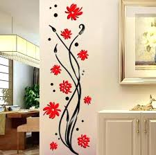 crystal wall decor crystal wall decor crystal acrylic stickers walkway entrance corridor wall stickers wall decoration